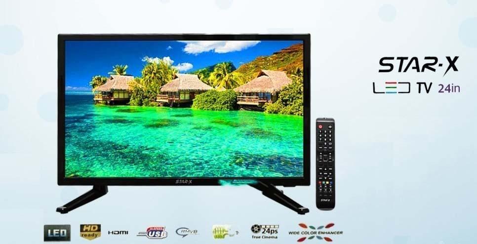 تلویزیون 24 اینچ Star x مدل LB4500