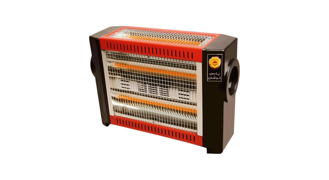 طراحی بخاری برقی مدل مینیاتور