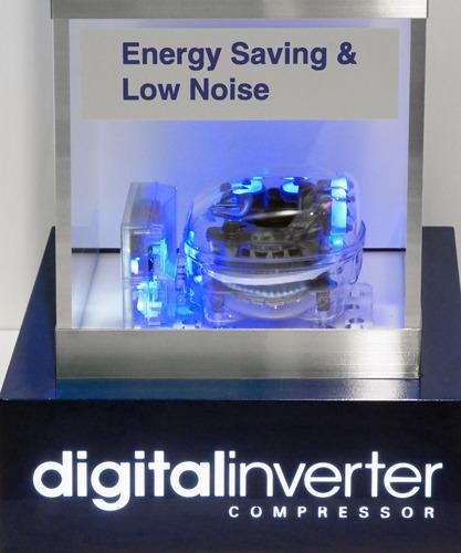 موتور های نسل جدید دیجیتال اینورتر یخچال فریزر سامسونگ