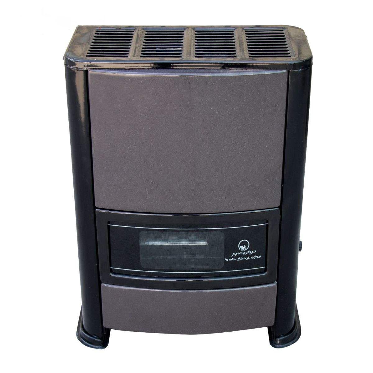 طراحی بخاری گازی مروارید سوز 8000 ساده