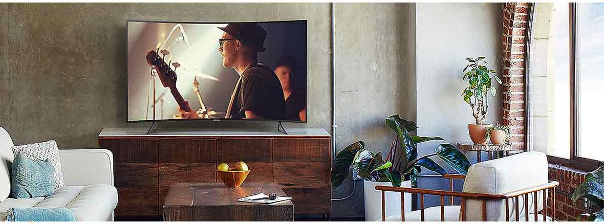 کیفیت و وضوح بسیار بالای صدا با فناوری Dolby Digital Plus و DTS