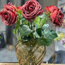 گلدان تکی تزیینی کد 0654